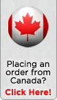 Placing an order from Canada?